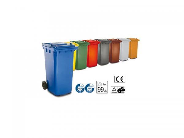 Contenedor de basura 120 L - Distoc