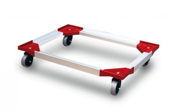 Nuevas bases rodantes Distoc para cubetas y cajones de 800x600 mm