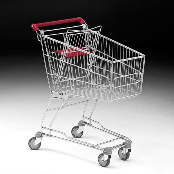 ¿Qué carro de supermercado necesito para mi tienda?