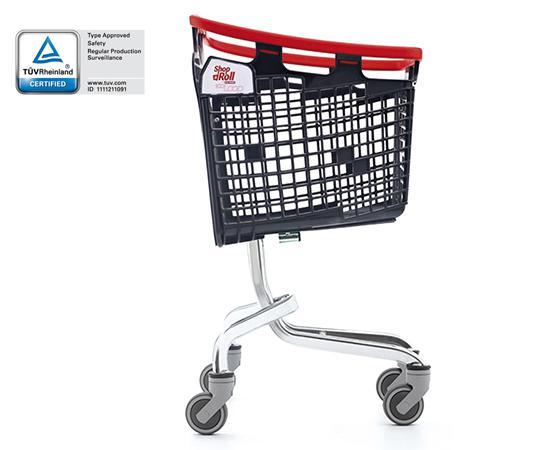 Nuevos carros de compra para supermercados y comercios