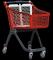 Accesorios para carros de supemercado y autoservicio