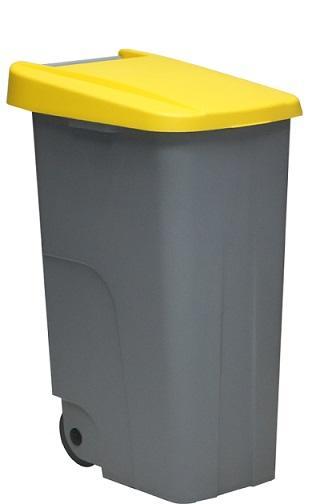 Nuevos contenedores de basura para recogida selectiva