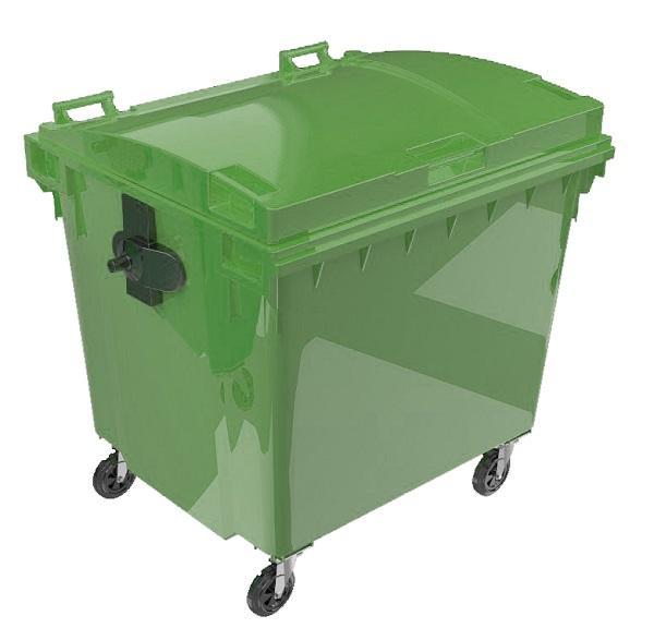Contenedores de basura. La importancia de la homologación.