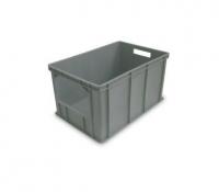Cubeta 600x400 con abertura en lateral corto -