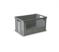Cubeta 600x400 con abertura en lateral largo -