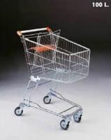 Carro compra supermercado 100 L -