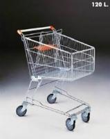 Carro compra supermercado 120 L -