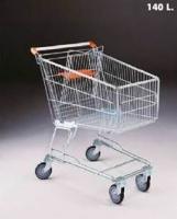 Carro compra supermercado 140 L -