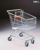 Carro compra supermercado 160 L -