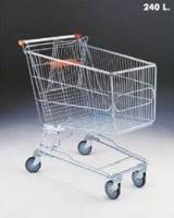 Carro compra supermercado 240 L -