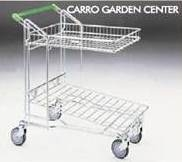 Carro jardineria bricolaje -