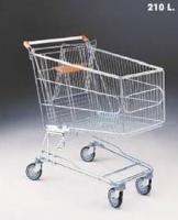 Carro compra supermercado 210 L -