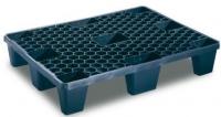 Palet plastico encajable 800x600 -