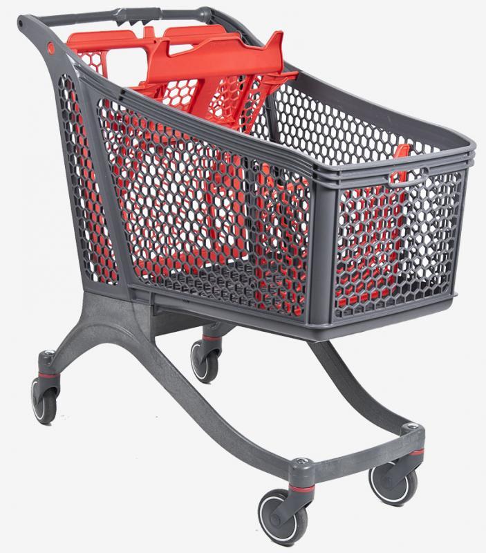 Carros de compra para supermercados 175 L -