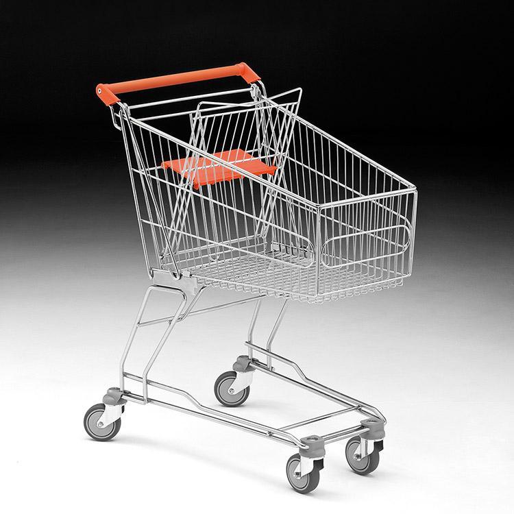 Carro compra supermercado 80 L -