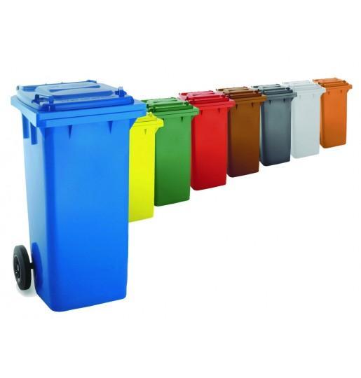 Contenedor de basura 120 L -