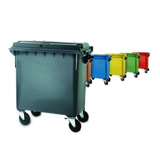 Contenedores de basura 800 L