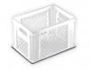 Cubeta ranurada fondo liso 400x300x220 -