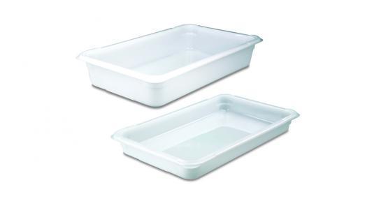 Cubetas sin tapa Gastronorm - Cubetas para alimentación sin tapa. Medidas Gastronorm.