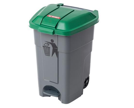 Cubo de basura con pedal 50 L -