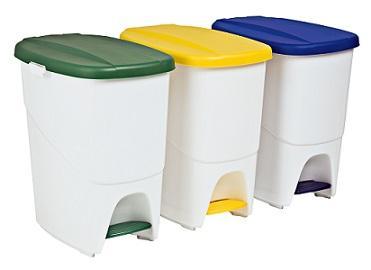 Cubo de basura 25 L cocina
