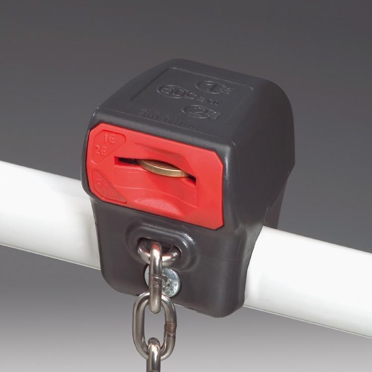Monedero de seguridad para carros -